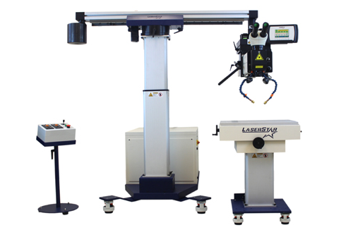 Manual Laser Welding Motion Devices 运动控制软件