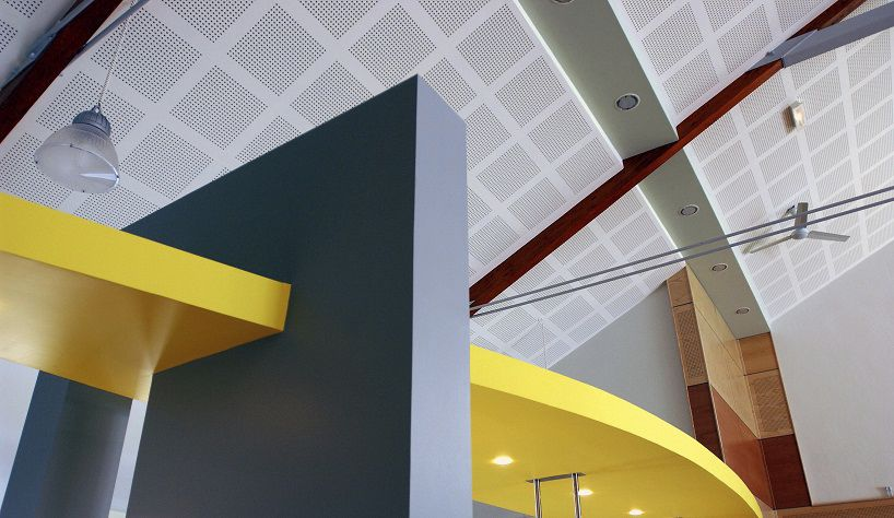 Certainteed acoustical ceiling tiles