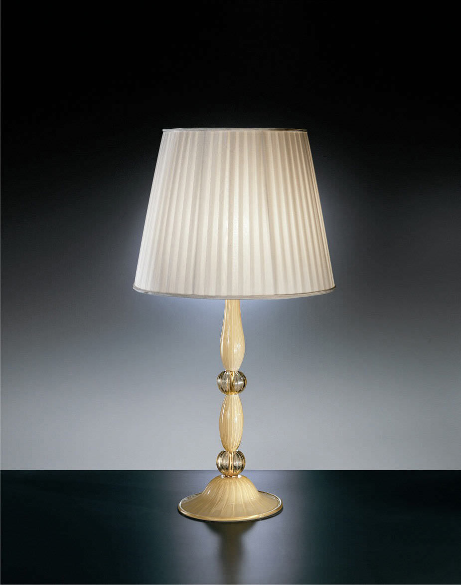 Table lamp / traditional / fabric 9001 T0 by Francesco Dei Rossi de ...