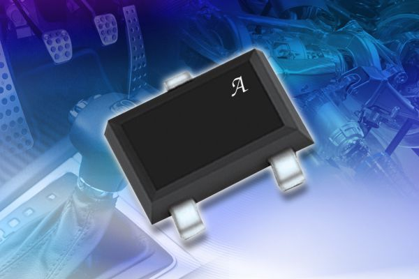 Linear Hall effect position sensor max. 5 mV/G | A1318, A1319 series ALLEGRO MICROSYSTEMS
