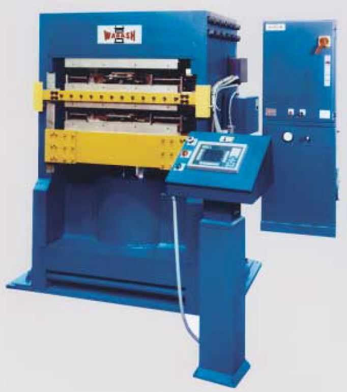 Hydraulic press / compression 700 t | 7002H-42-X