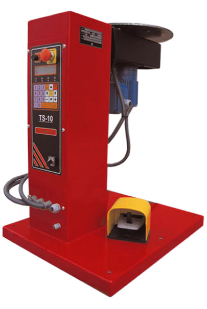 Welding positioning system 0.12 kW | TS10