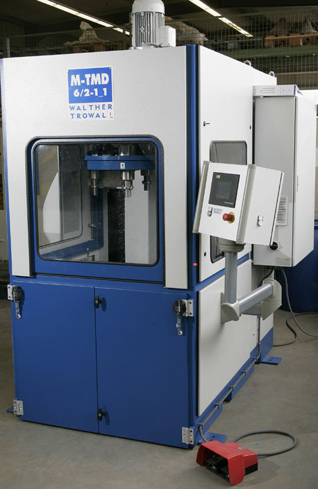 Drag finishing machine 140 l | M-TMD 6/2