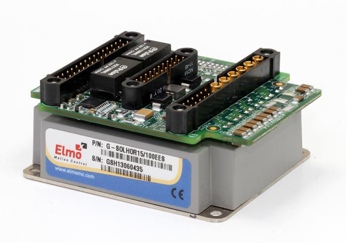 Elm page 4 Elmo motor controller