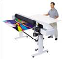 Acrylic Graphic Mounting  White Polypropylener Carrier — GMW-74-63